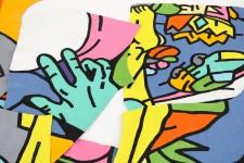 Philippe MARCUS - Peinture puzzle -1