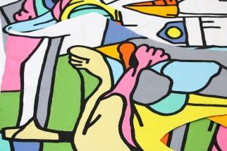 Philippe MARCUS - Peinture puzzle -3