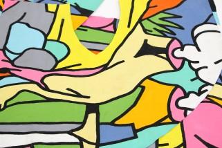 Philippe MARCUS - Peinture puzzle